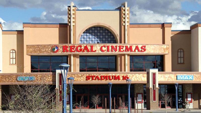 multiplex movie theater