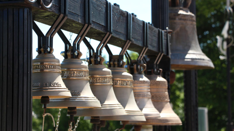 types of bells