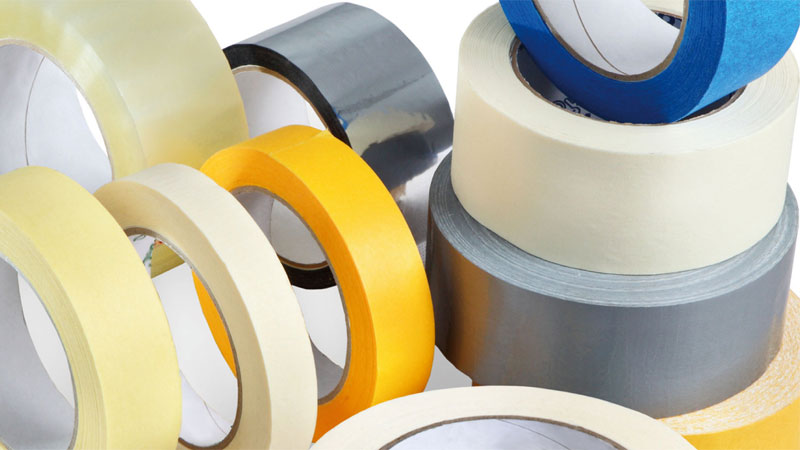 types of tape